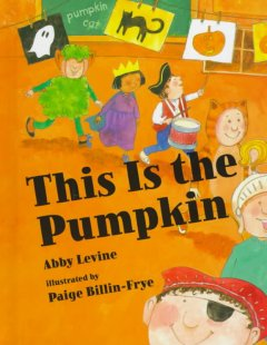 This is the pumpkin cover image