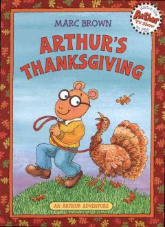 Arthur's Thanksgiving cover image