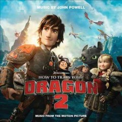 How to train your dragon 2 original motion picture soundtrack cover image