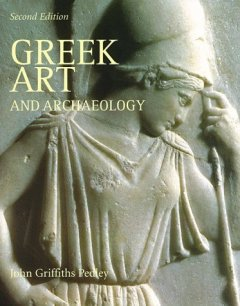 Greek art and archaeology cover image