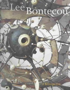 Lee Bontecou : a retrospective cover image