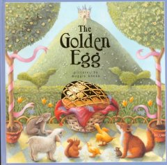The golden egg cover image