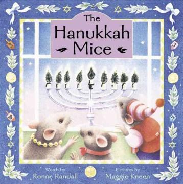The Hanukkah mice cover image