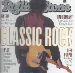 Rolling Stone presents classic rock cover image