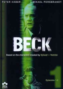 Beck. Set 1, episodes 1-3 cover image