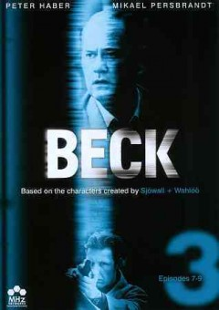 Beck. Set 3, episodes 7-9 cover image