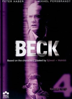 Beck. Set 4, Episodes 10-12 cover image
