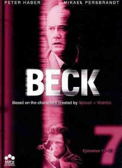 Beck. Set 7, Episodes 19-21 cover image