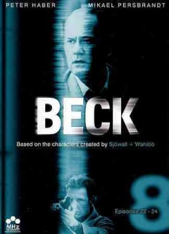 Beck. Set 8, episodes 22-24 cover image
