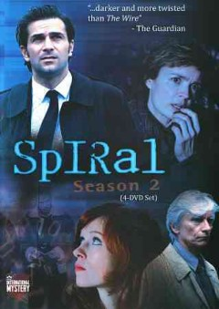 Spiral. Saison 21 Season 2 / Engrenages cover image