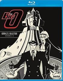 The Big O. The complete series cover image