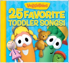 25 favorite toddler songs! cover image