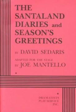 The Santaland diaries and Season's greetings cover image
