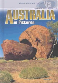 Australia in pictures cover image