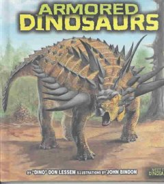 Armored dinosaurs cover image