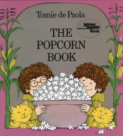 The popcorn book cover image