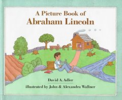 A picture book of Abraham Lincoln cover image