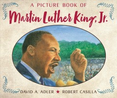 A picture book of Martin Luther King, Jr. cover image