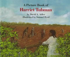 A picture book of Harriet Tubman cover image