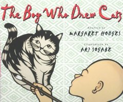 The boy who drew cats cover image
