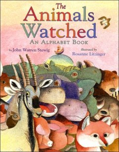 The animals watched cover image