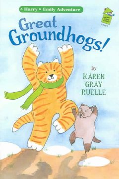 Great groundhogs! cover image