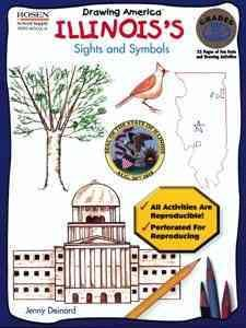 How to draw Illinois's sights and symbols cover image