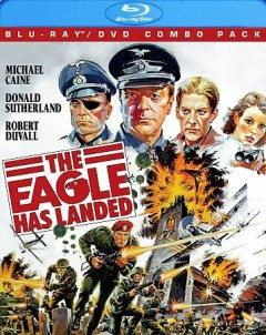 The eagle has landed [Blu-ray + DVD combo] cover image