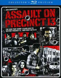 Assault on Precinct 13 cover image