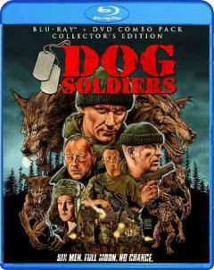 Dog soldiers [Blu-ray + DVD combo] cover image