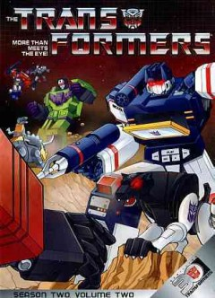 The Transformers: more than meets the eye. Season 2, vol. 2 cover image