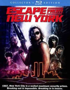 Escape from New York cover image