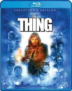 The thing cover image