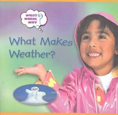What makes weather? cover image