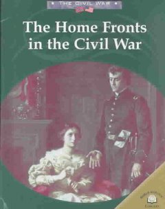The home fronts in the Civil War cover image
