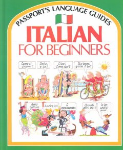 Italian for beginners cover image