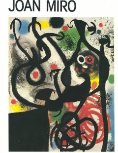 Joan Miró cover image