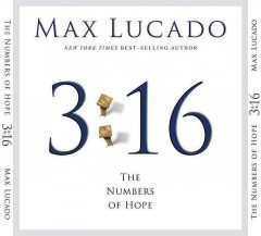 3:16 the numbers of hope cover image