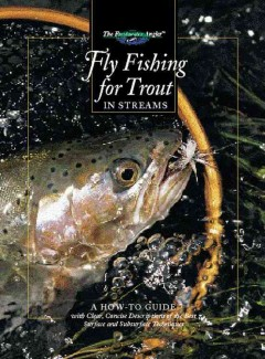 Fly fishing for trout in streams cover image