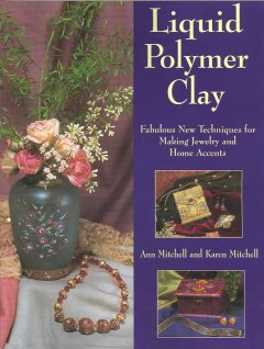 Liquid polymer clay cover image