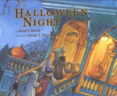 Halloween night cover image