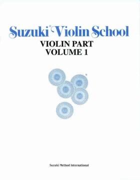 Suzuki violin school : violin part cover image