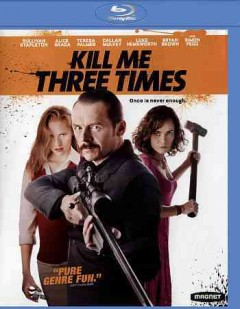 Kill me three times cover image