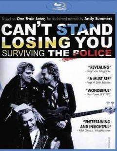 Can't stand losing you surviving The Police cover image