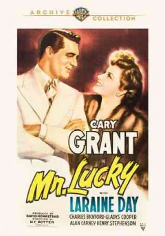 Mr. Lucky cover image