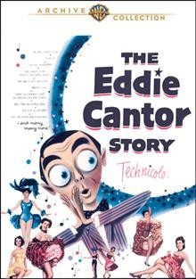 The Eddie Cantor story cover image