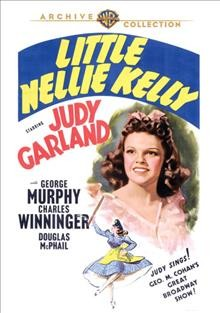 Little Nellie Kelly cover image
