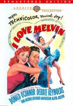 I love Melvin cover image