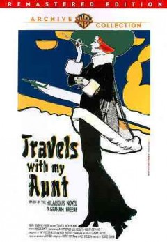Travels with my aunt cover image