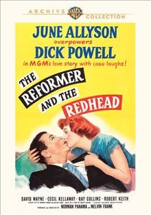 The reformer and the redhead cover image